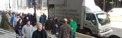 Mariano's mobile billboard