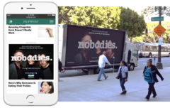 TV Land OOH + Mobile Advertising Campaign