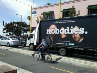 TV  Land mobile billboard