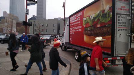 mobile billboard marketing