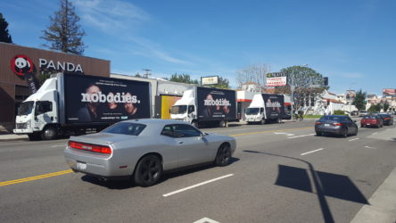 mobile billboard domination