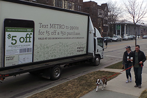 outdoor advertising calls to action