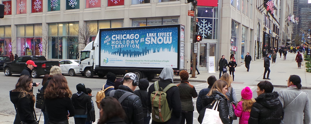 Mobile Billboards - do it outdoors media