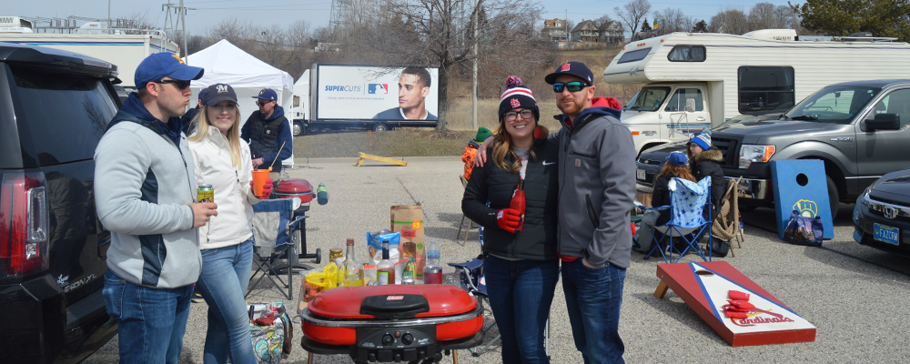 target tailgaters