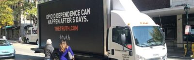 Truth Mobile Billboard